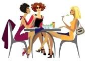 ladies lunching